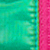 peacock green/pink